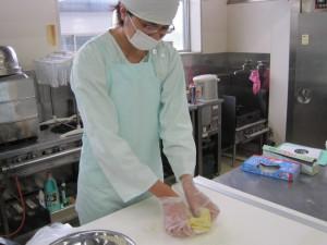 利用者菓子作り6