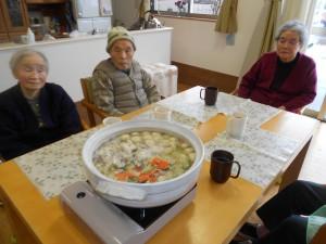 SK鍋の会「早く食べたい」
