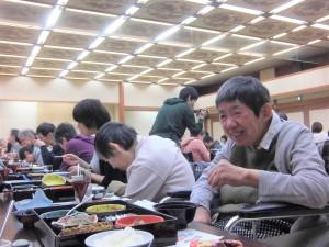 昼食、斎藤さん 補正後