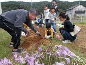 収穫祭「お芋はまだまだあるよ」