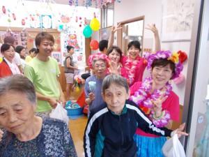 和楽祭り「いっぱいごちそうになりました」