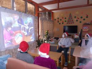 GHクリスマス「楽しい思い出を振り返ります」